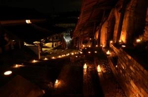 20111029_Ogamaキャンドルナイト_登り窯