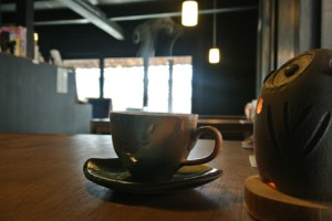 2012.12 Ogama Cafeにて